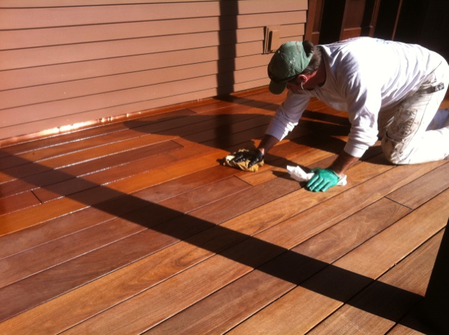 Ipe Deck Finish: 5 Things Not to Do