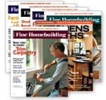 Ipe Help on Fine Homebuilding Online