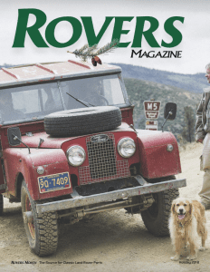Rovers Magazine